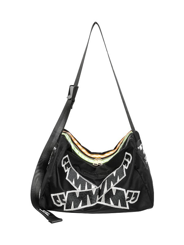 MWM - Reflective Logo Bag