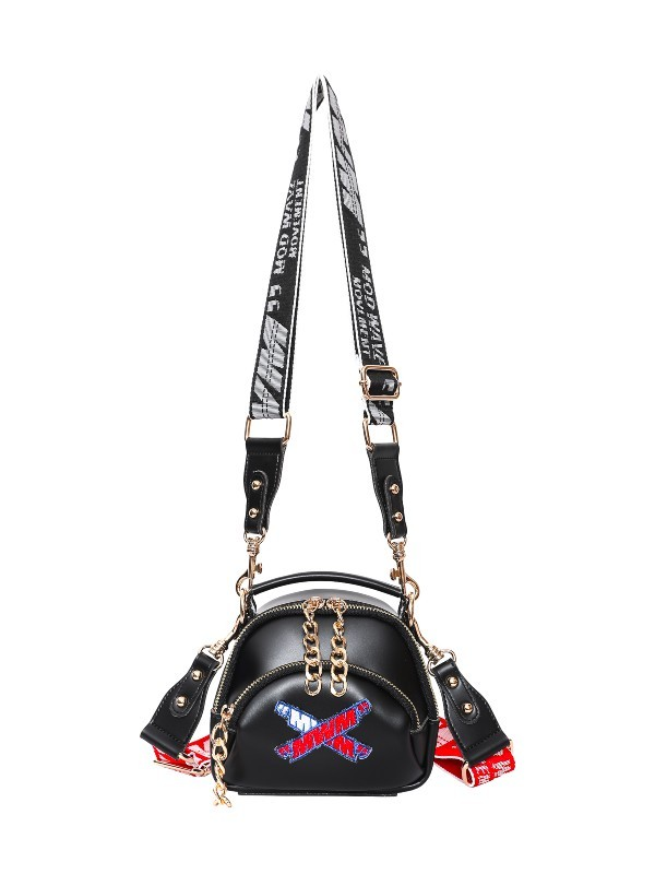 MWM - Mini Cross Logo Bag