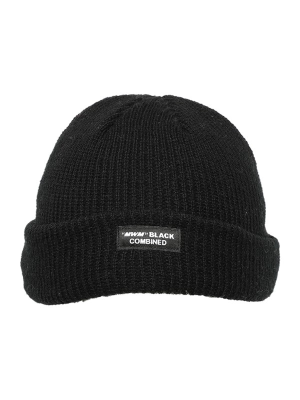MWM - Wool Fisherman Beanie