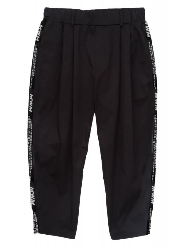 MWM - Man Wide Leg Chino Pants - YAKUZA TROUSERS