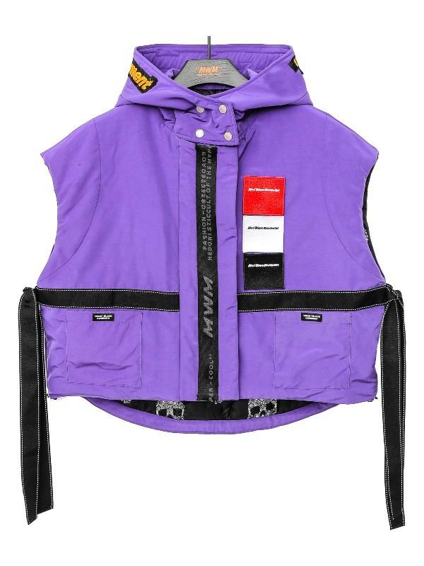 MWM - Feather Vest - BOXING VEST