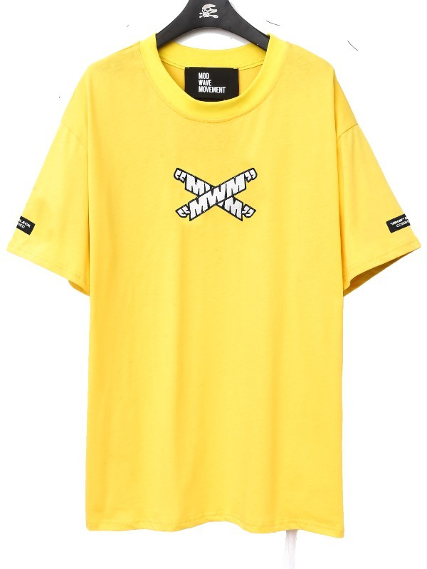 MWM - Relaxed Fit Man Tee - HOOKAH SMOKE