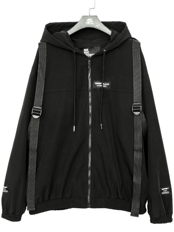 MWM - Man Backpack Hoodie Jacket