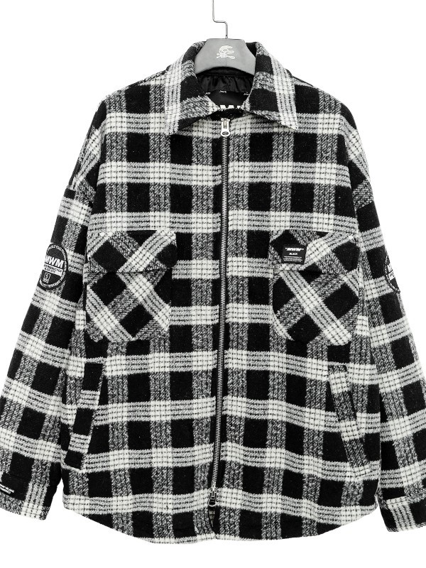 MWM - Harrington Lumberjack Man Jacket