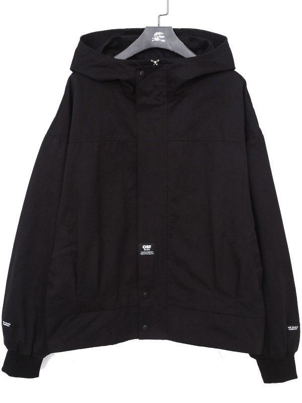 MWM - Man Capsule OBF Hoodie Jacket