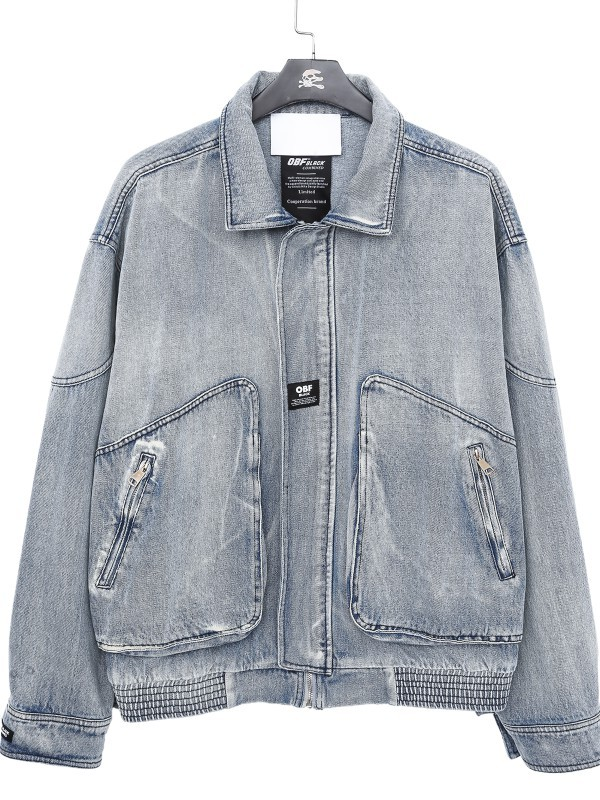 MWM - Man Vintage Capsule OBF Denim Jacket
