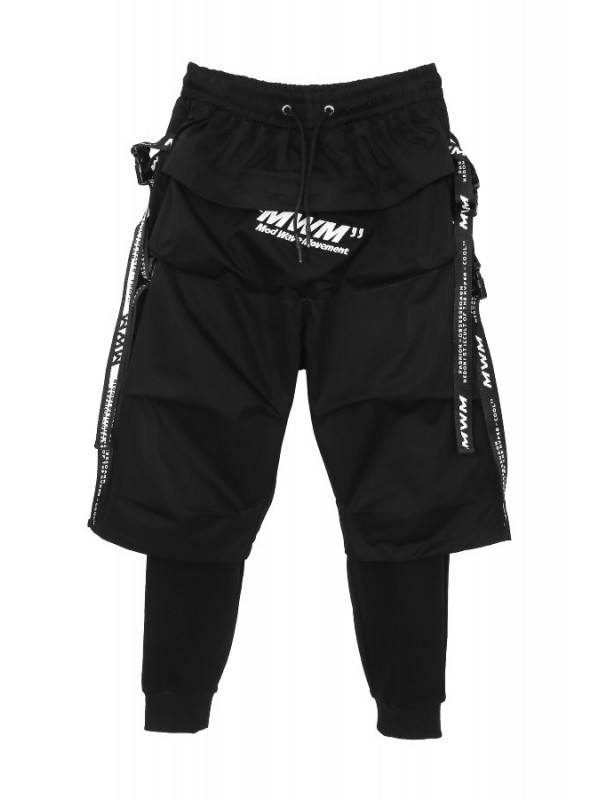 MWM - Man Composite Pants - SAMURAI PANTS