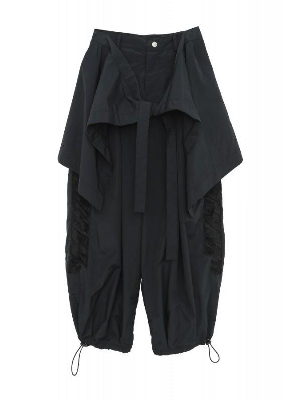 MWM - Wide Kimono Pants - DOJO TROUSERS