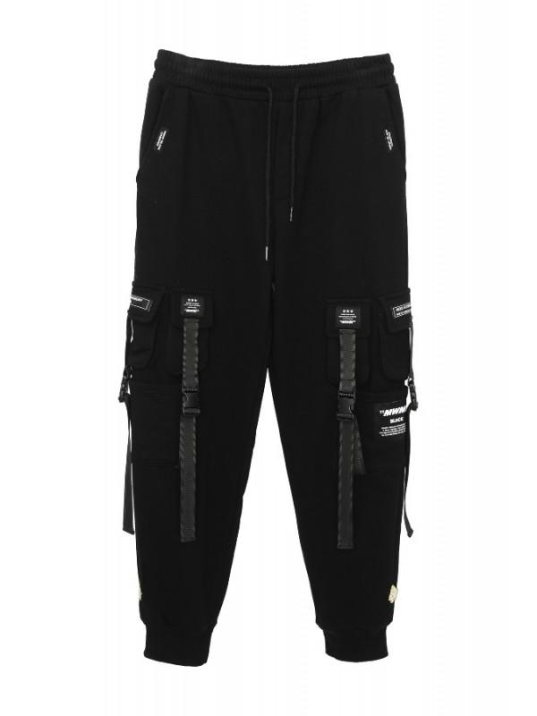 MWM - Utility Jogger Pants - L.A. POLICE