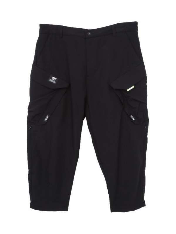 MWM - Man OBF Capsule Wide Leg Pants - NINJA TROUSERS