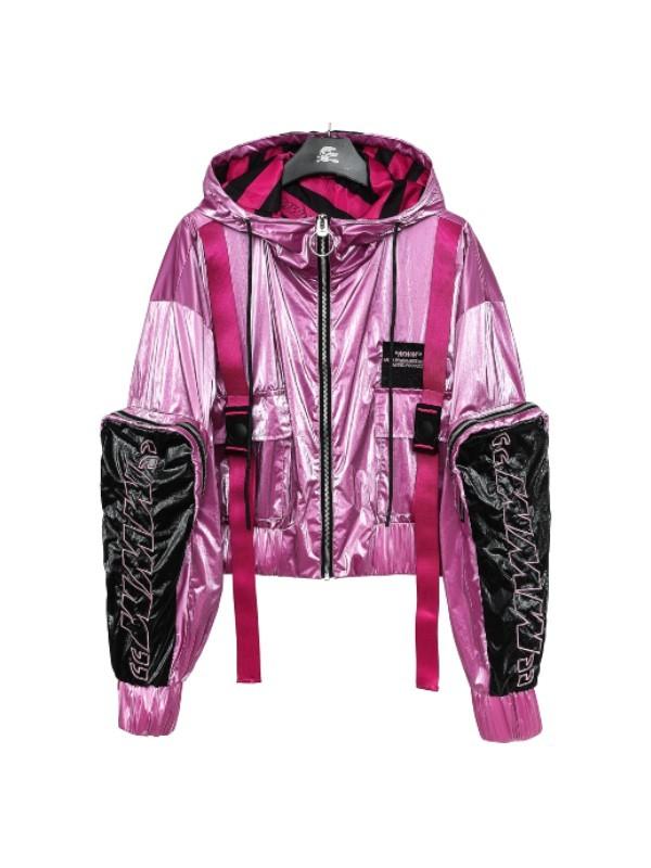 MWM - Woman Shiny Short Jacket