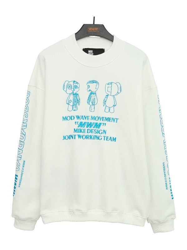 MWM - Vanguard´s Dog Capsule Man Crewneck - WORKING TEAM
