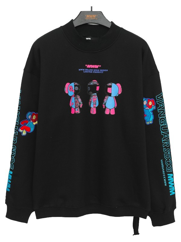 MWM - Vanguard´s Dog Capsule Man Crewneck - DOG PROFILE