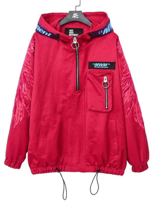 MWM - Woman Hooded Bomber Jacket