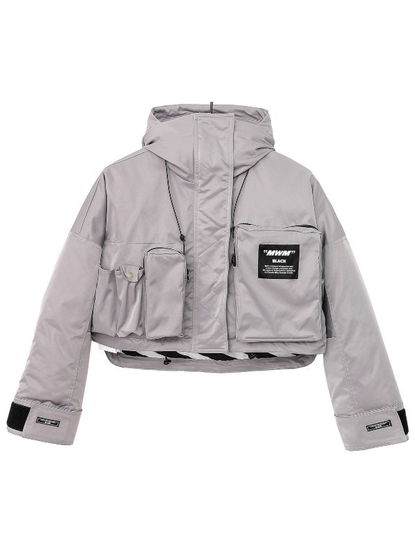 MWM - Woman Multipockets Short Jacket