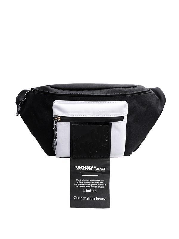 MW040230276 BICOLOR BELT BAG