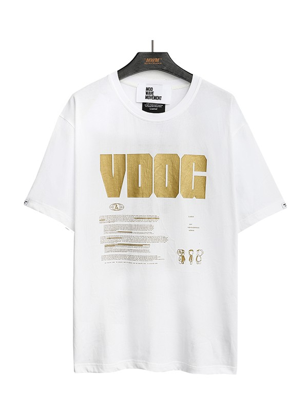 MW042021601 GOLDEN VANGUARD'S DOG T-SHIRT